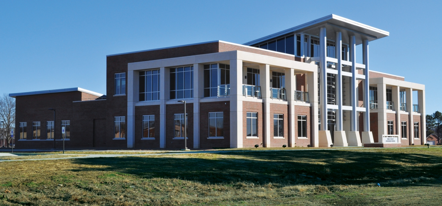Coahoma Community College Zellner Construction